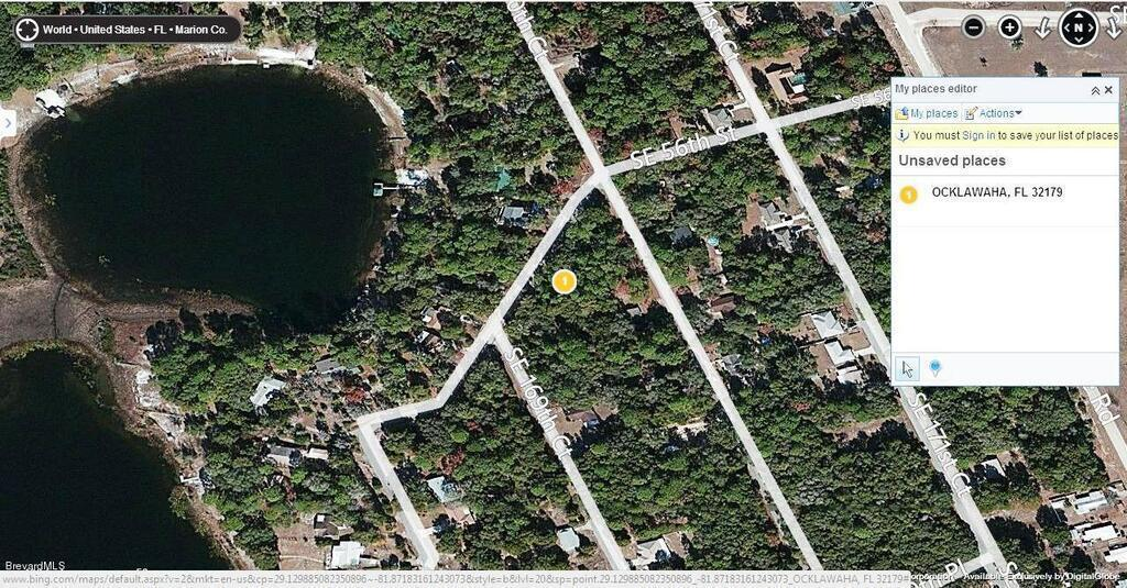 Se 56th St, Ocklawaha Fl.32179 Terrace